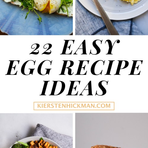 22 Egg Recipes To Use Up That Carton