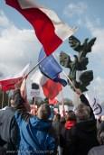 19.03.2016 manifestacja KODu w Szczecinie fot. © Kierunek Szczecin