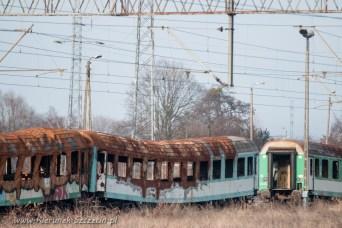 kierunek Szczecin, fotogaleria Szczeciński Złoty Pociąg
