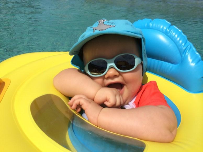Jak ja kocham pływanko