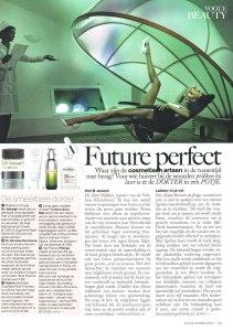 Kiewiet de Jonge Kliniek in Vogue, februari 2014
