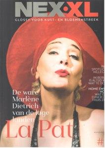 Magazine Nex XL - Katja Kiewiet de Jonge - Cosmetisch arts, cosmetische behandelingen. Erkend en geregistreerd