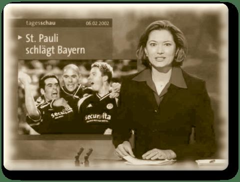Zu erwartendes Deja-vu der Bayernspieler