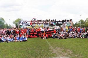 Teilnehmer Antira - Turnier. Foto: Fanladen