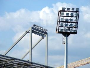 Flutlichter Millerntor-Stadion, Hamburg