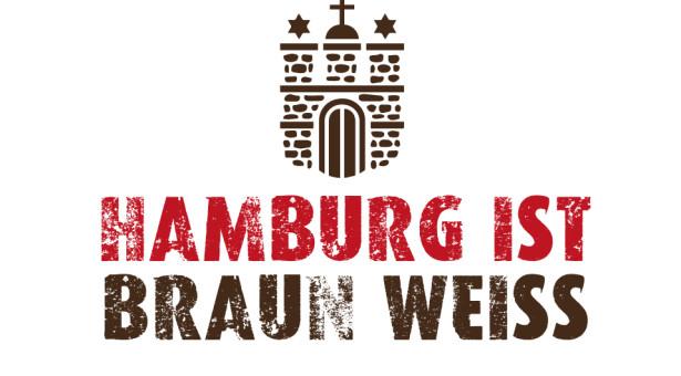 Hamburg Ist Braun Weiß