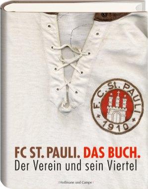 Cover FC St. Pauli - das Buch