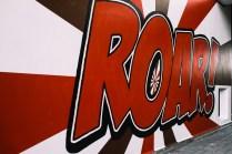 ROAR! Foto: Stefan Groenveld, www.stefangroenveld.de/2013/millerntor-gegengerade/
