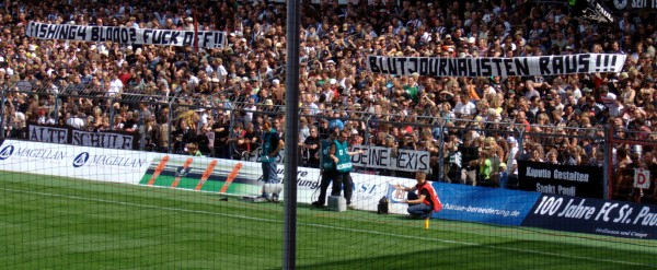 FC St. Pauli - MSV Duisburg 2:2
