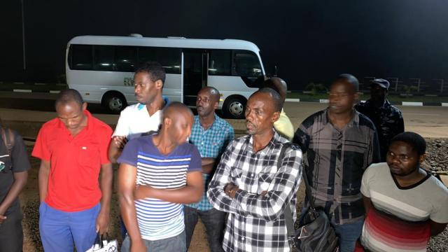 Byabagoye kwiyumvisha ko bageze mu Rwanda