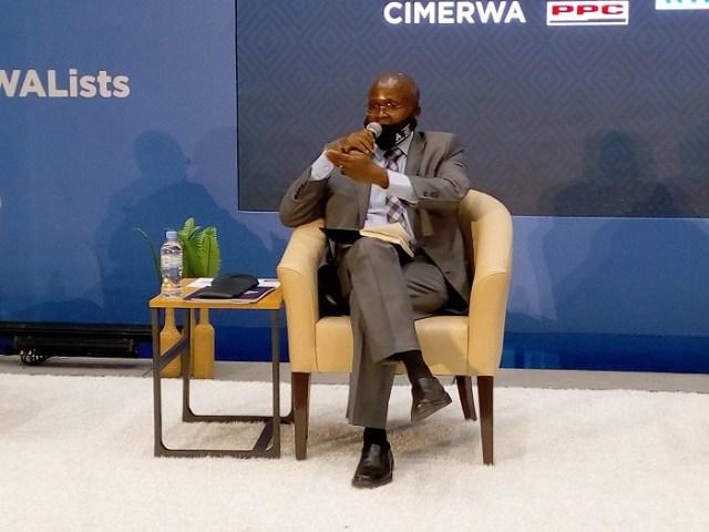 Umuyobozi Mukuru wa CIMERWA, Robert K. Segei