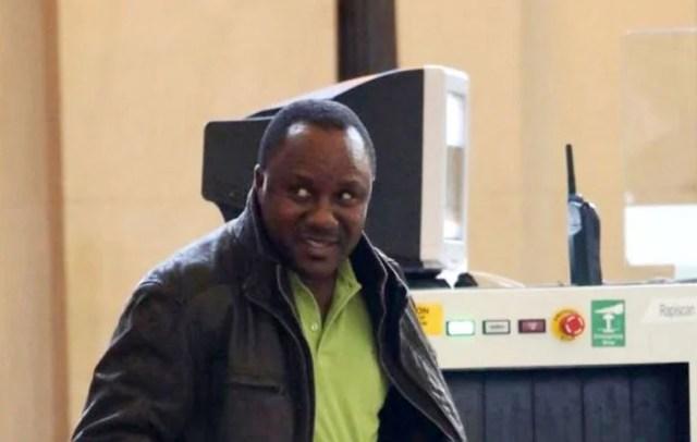 Claude Muhayimana (Ifoto: Internet)