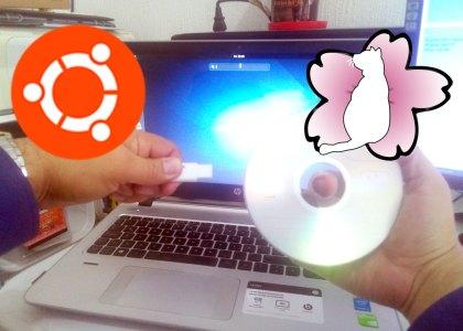 Como hacer un DVD o una USB de arranque desde Ubuntu