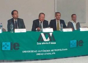 Ceremonia de apertura de la XXI Semana de Ingeniería Eléctrica