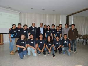Equipo de la IEEE UAM-I