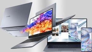Nueva línea Honor Magicbook, las laptops listas para el ecosistema Honor