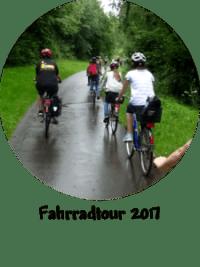 Button - Fahrradtour 2017