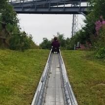 Bobbahn in Winterberg - Sommer 2016 (60)