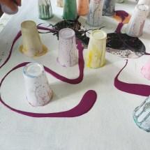 Pouring und Farbexperimente (26)