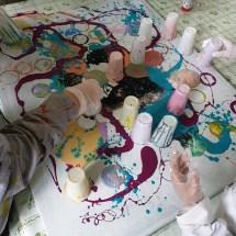 Pouring und Farbexperimente (28)