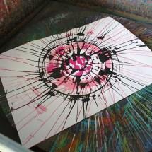 Pouring und Farbexperimente (3)