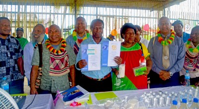 Weni & Mendol now HACCP Certified