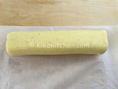rollo de queso relleno de patata