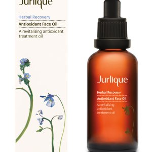 herbal recovery face oil