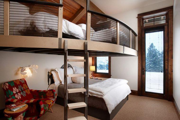 Lit Mezzanine Bien Choisir Gain De Place Optimiser L Espace Chambre