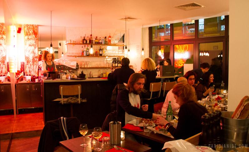 Restaurant-Les Pinces-Homard