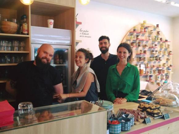 SweetSpot - restaurat salon de thé