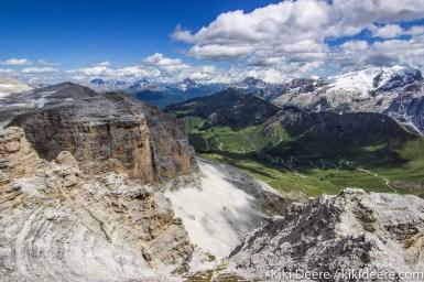 Sasso Pordoi, Trentino, Italy