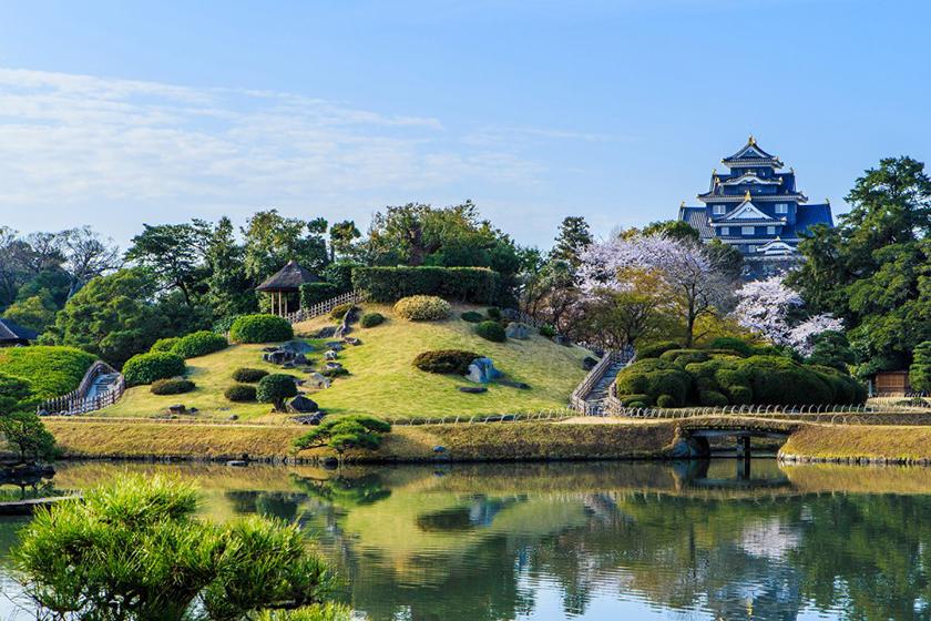 岡山後樂園 okayama_korakuen_garden