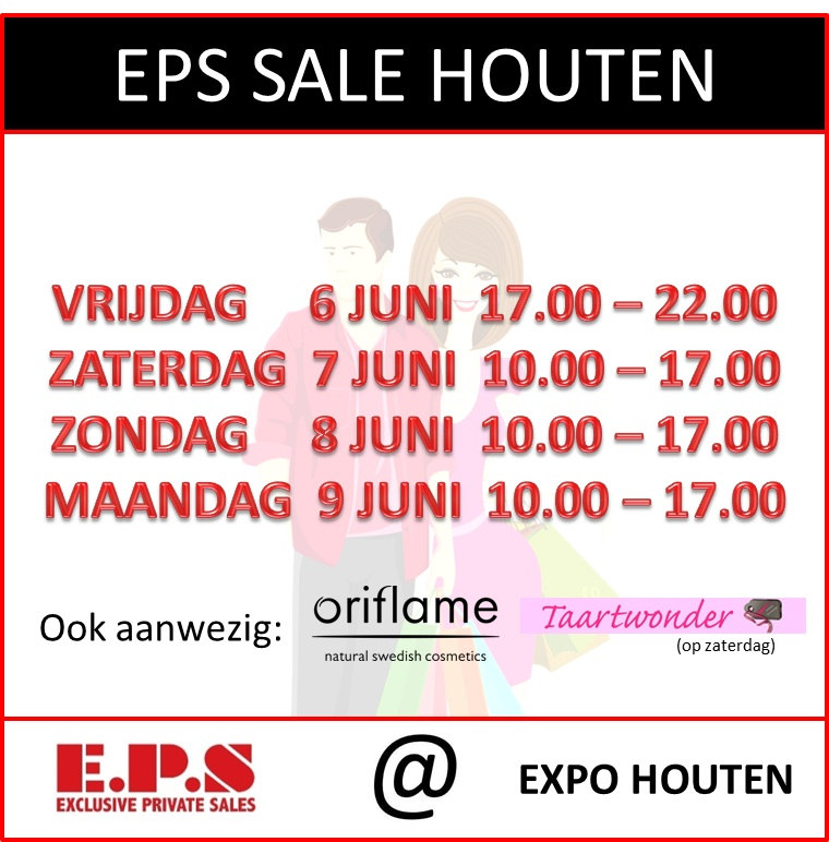 exclusive private sales in expo houten.