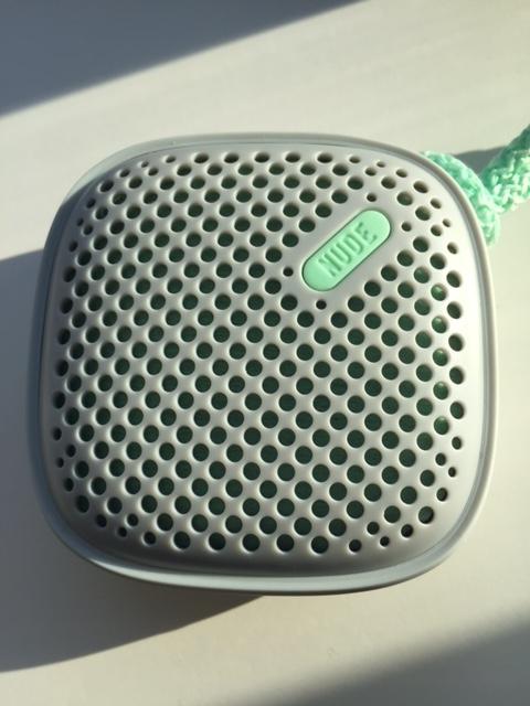 Bluetooth speaker nude