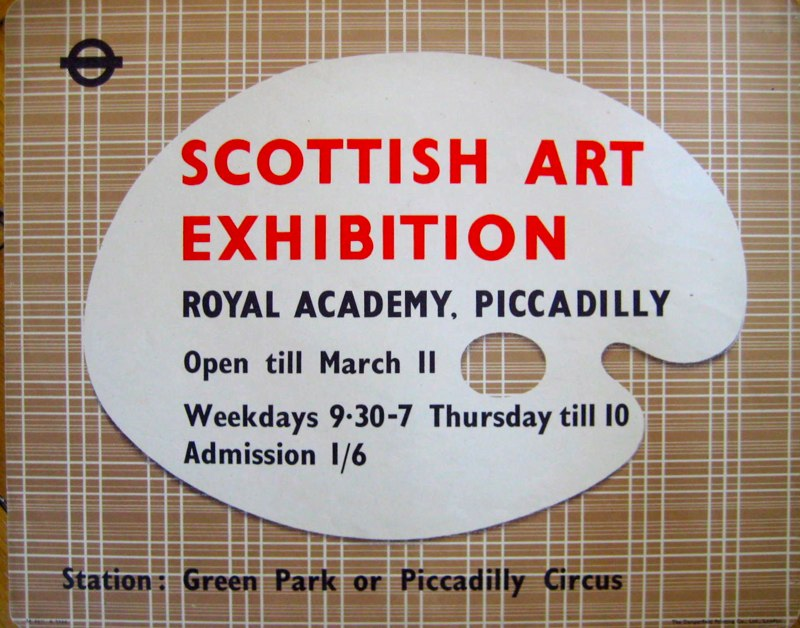 Scottisch Art Exhibit