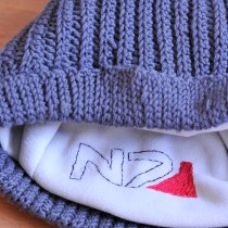 Seaman's Crocheted Hat
