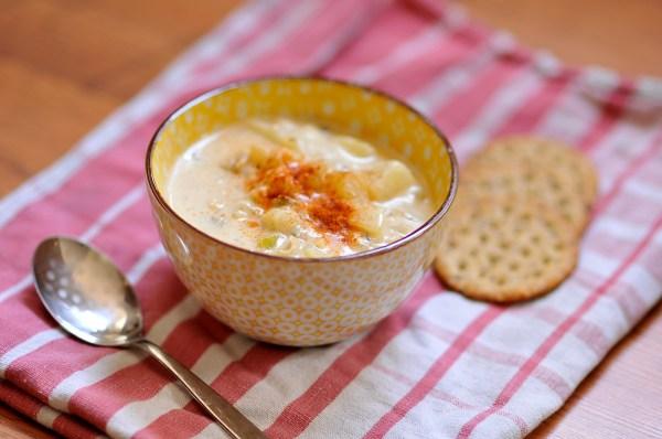 Thick'n'Creamy New England Clam Chowder
