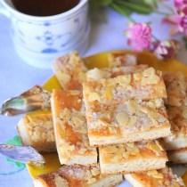 Oma's Bienenstich - Bee Sting Cake
