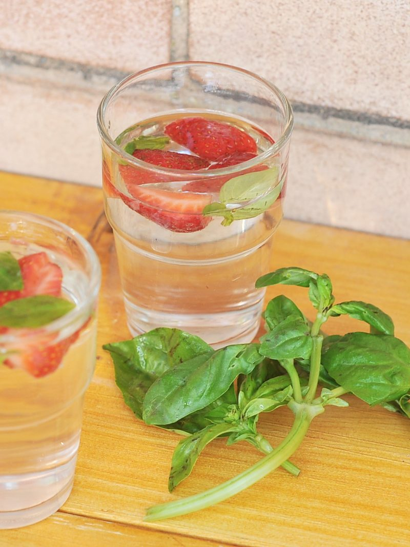 Watch Strawberry-Basil Water video