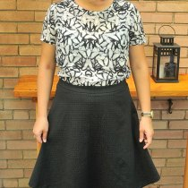 New Look 6346 A-Line Skirt