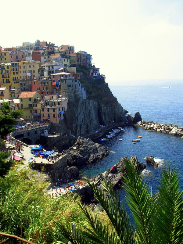 Cinque Terre: One Morning in Manarola