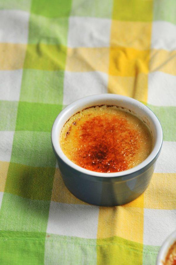 Rum Crème Brûlée