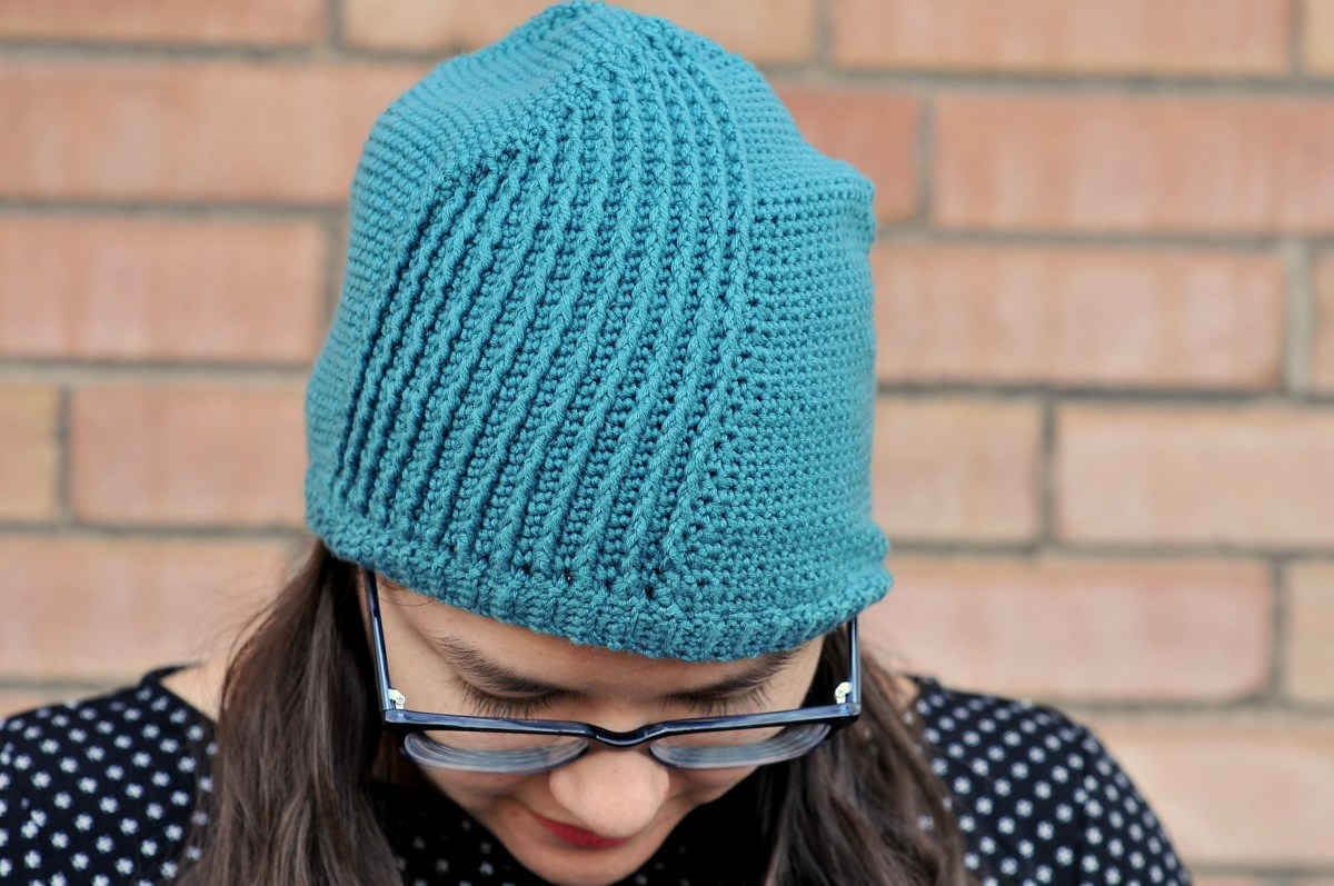 DIY: Crochet Wavelength Beanie