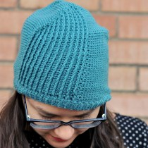 Crochet Wavelength Beanie