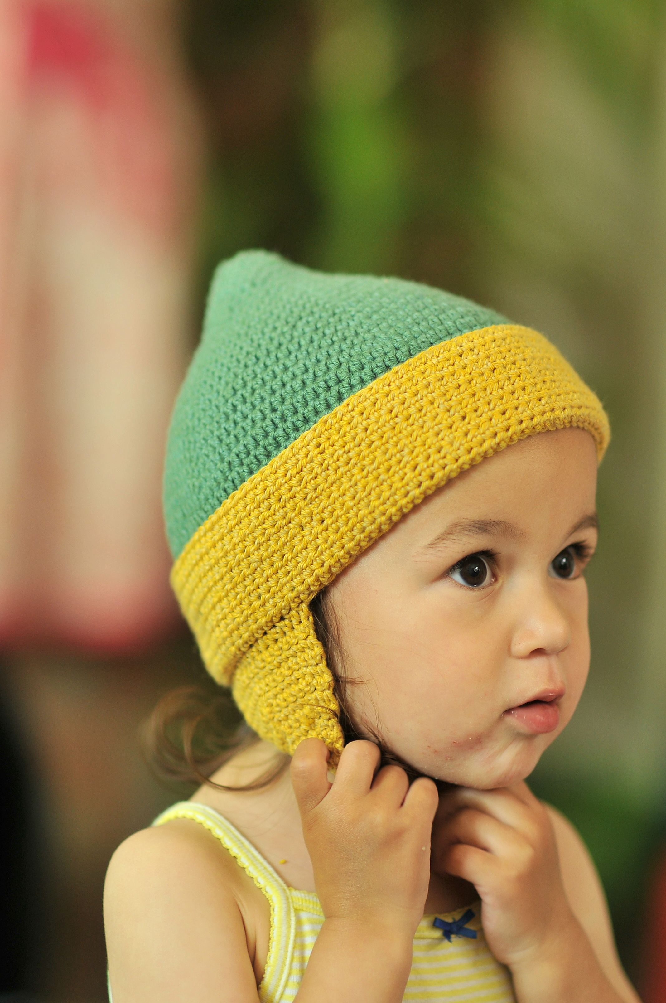 Diy Crochet Toddler Earflap Hat And Free Pattern