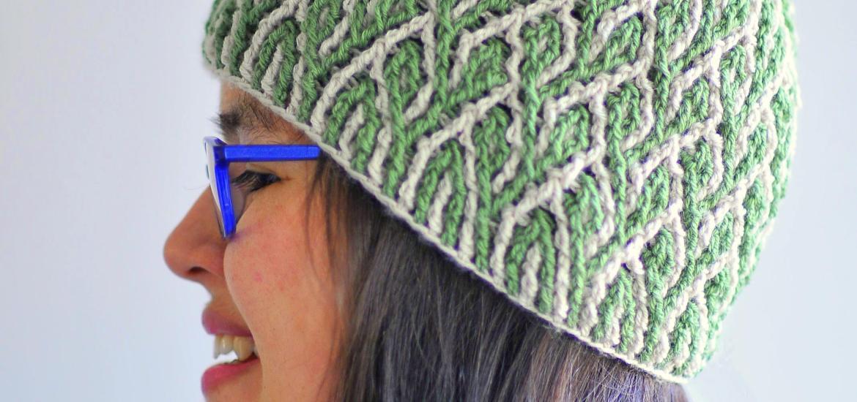 DIY: Crochet Garden Grows Hat by Mamachee | Kiku Corner