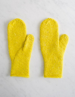 Free Mitten Knitting Patterns - Arched Gusset Mittens by Purl Soho
