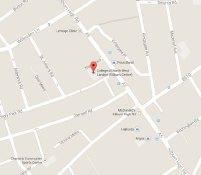 Kilburn Grange Map Thumbnail