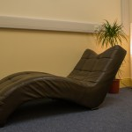 Psychotherapy couch